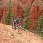 Mountain Biking on Thunder Mountain