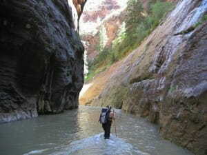 Narrows Zion Hike